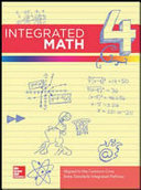 Integrated Math Course 4 Student Edition