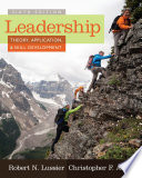 Leadership  Theory  Application    Skill Development
