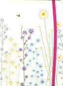 Sparkly Garden Journal
