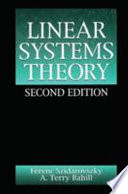 Linear Systems Theory  Second Edition