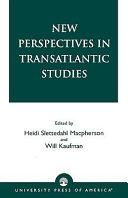 New Perspectives in Transatlantic Studies