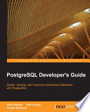 PostgreSQL Developer s Guide
