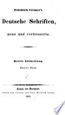 Zur geschichte der griechischen und römischen literatur