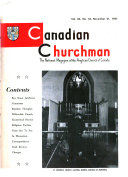 Canadian Churchman