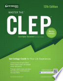 Master the Natural Sciences CLEP Test
