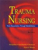 Trauma Nursing Book PDF