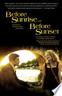 Before Sunrise   Before Sunset