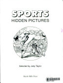 Sports Hidden Pictures