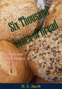 download ebook six thousand years of bread pdf epub