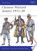 Chinese Warlord Armies 1911 30