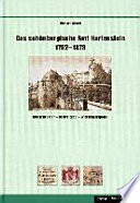 Das schönburgische Amt Hartenstein 1702 - 1878