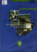 Status of development and market penetration of clean coal technologies  cct  for power generation