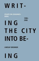 Writing The City Into Being