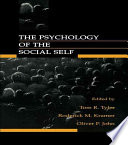 The Psychology Of The Social Self book