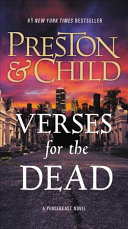 Verses for the Dead-book cover