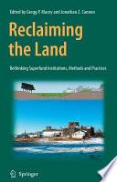 download ebook reclaiming the land pdf epub