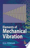 Elements of Mechanical Vibration