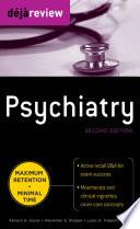 Deja Review Psychiatry  2nd Edition