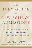 The Ivey Guide to Law School Admissions