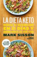 La Dieta Keto Reinicia Tu Metabolismo En 21 Das Y Quema Grasa De Forma Definitiva The Keto Reset Diet