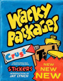 Wacky Packages New New New And 1975 Advertising Fake And Humorous