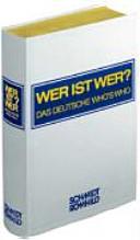 Wer ist Wer? - Das Deutsche Who's Who