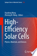 High Efficiency Solar Cells