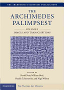 The Archimedes Palimpsest