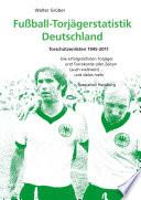 Fußball-Torjägerstatistik Deutschland