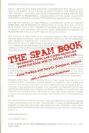 The Spam Book