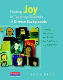 Finding Joy in Teaching Students of Diverse Backgrounds