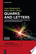 Quarks and Letters