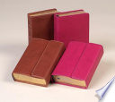 Large Print Compact Reference Bible KJV Magnetic Closure