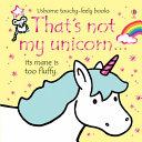 That s Not My Unicorn