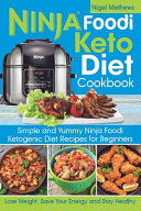 Ninja Foodi Keto Diet Cookbook