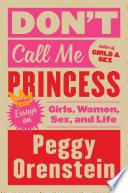 Book Don t Call Me Princess