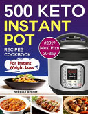 500 Keto Instant Pot Recipes Cookbook