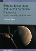 Extreme-temperature and Harsh-environment Electronics