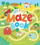 My First Maze Book
