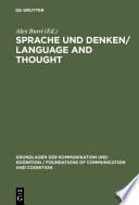 Sprache und Denken   Language and Thought