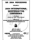 2001 International Semiconductor Conference