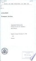 Aviation, Transport Services