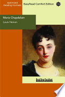 Maria Chapdelain  EasyRead Comfort Edition