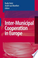 Inter Municipal Cooperation in Europe
