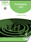Q A Company Law 2009 2010
