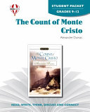 The Count of Monte Cristo Student Packet