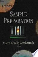 Trends In Sample Preparation book