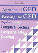 Passing the GED  Reading   Apruebe El GED