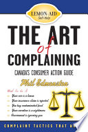 The Art of Complaining