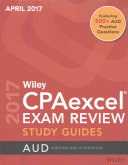 Wiley CPAexcel Exam Review January 2017 Study Guide  Complete Set